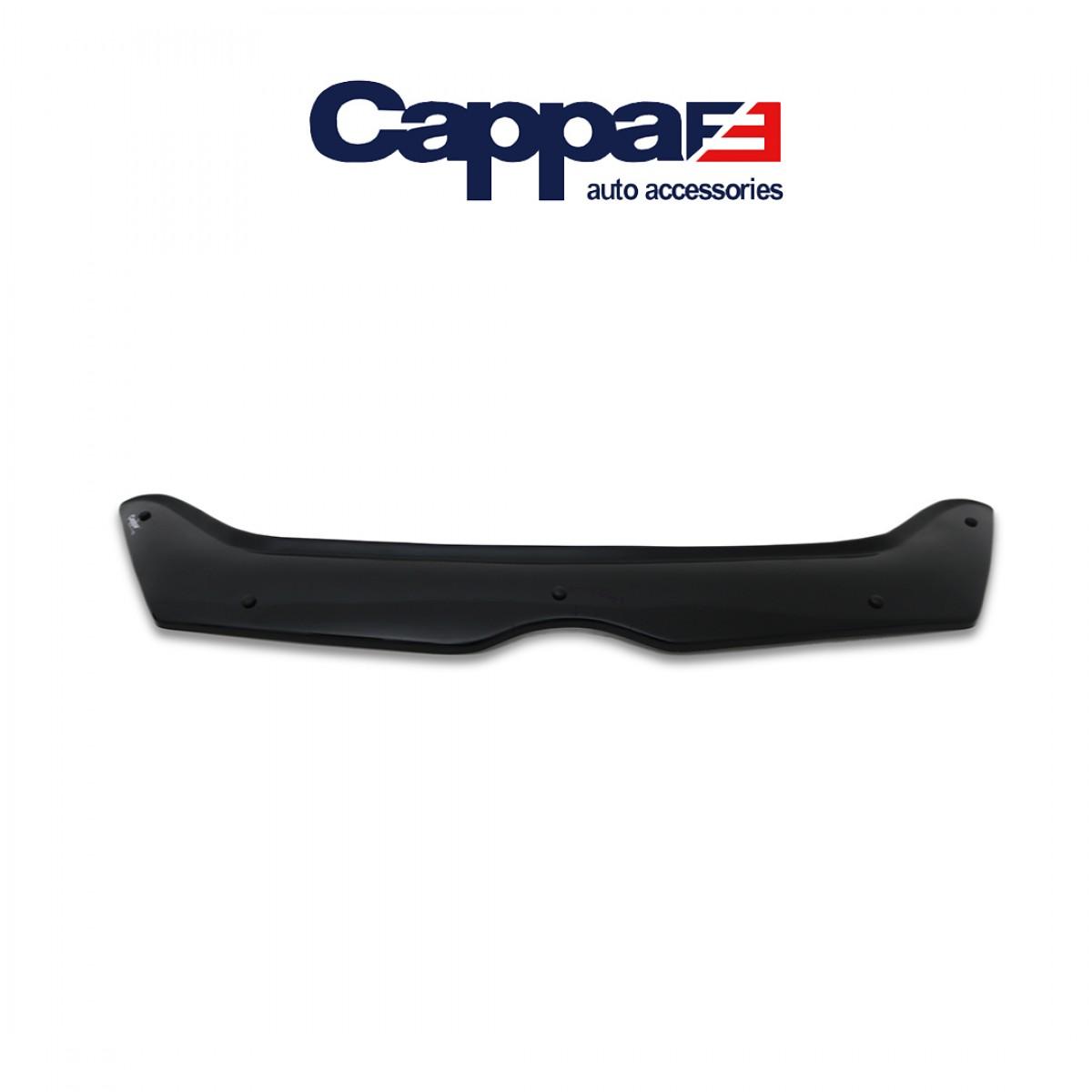 CAPPAFE Ford Fiesta Ön Kaput Koruma Rüzgarlığı 4mm ABS 2009-2012