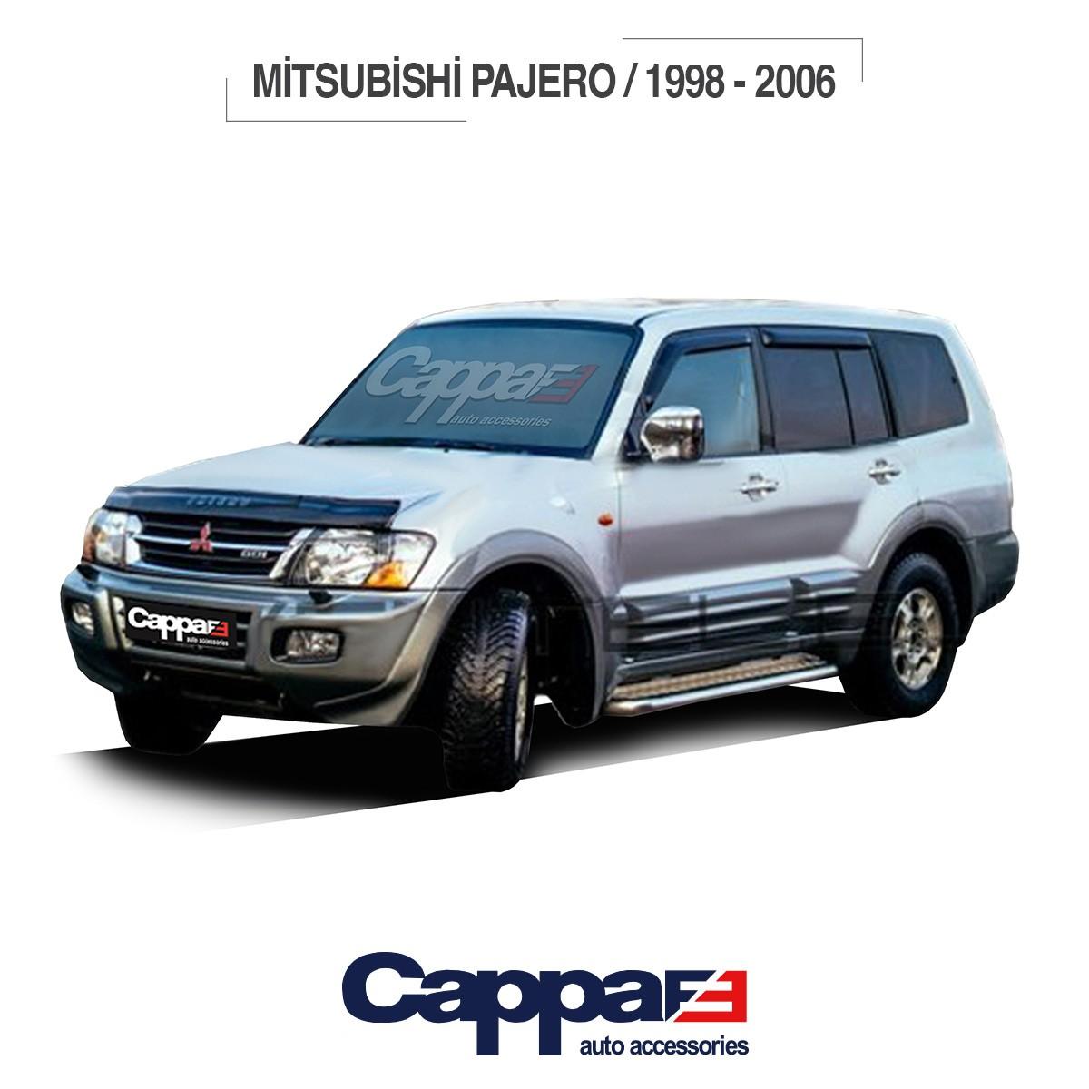 MITSUBISHI PAJERO / 1998 - 2006 / KAPUT RÜZGARLIĞI