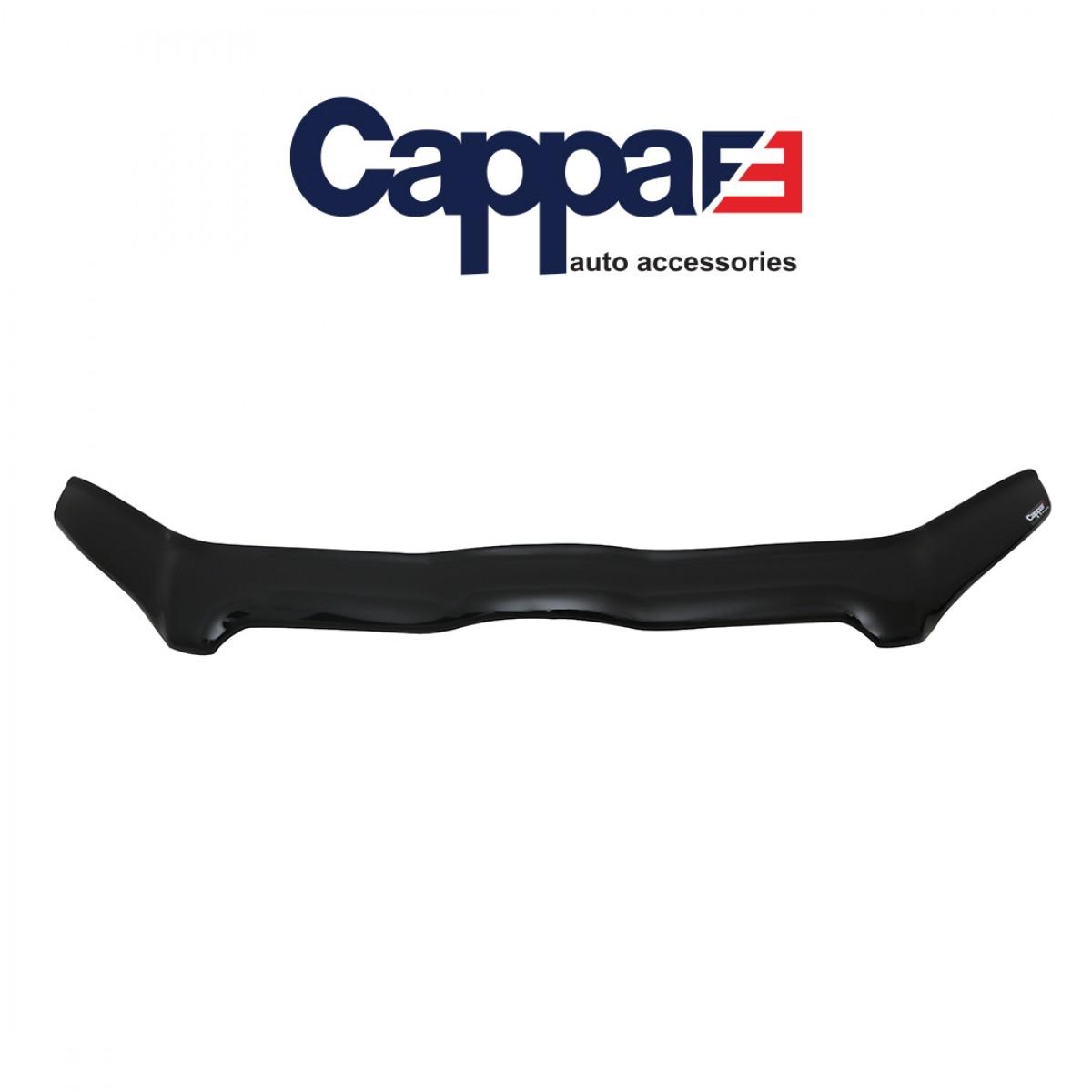 CAPPAFE Skoda Yeti Ön Kaput Koruma Rüzgarlığı 4mm ABS 2009 - 2013