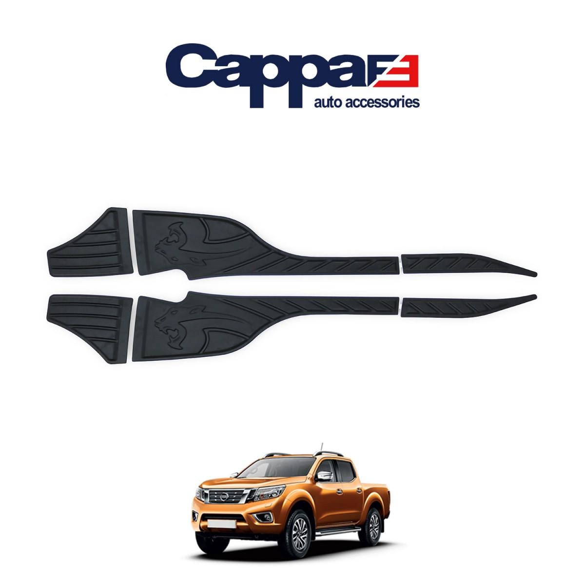 Nissan Navara 2016-2020 Yarasa Yan Kapı Kaplama
