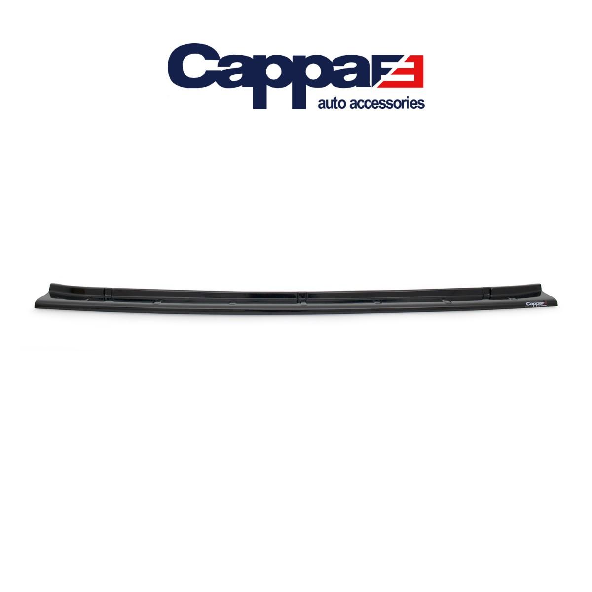 CAPPAFE Mercedes Sprinter W906 Arka Tampon Eşiği Parlak Siyah 2014 - 2017