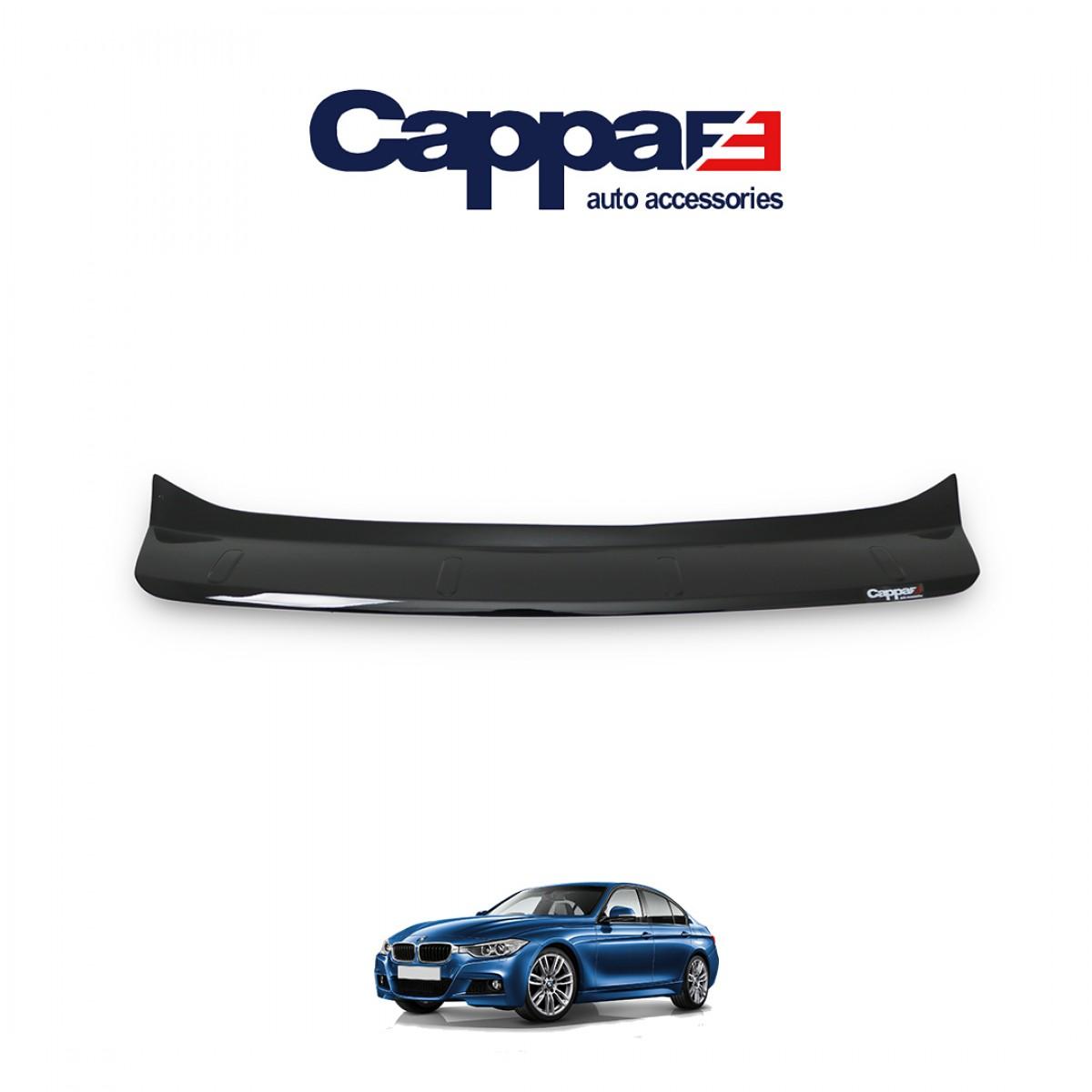 BMW F30 SD Arka Tampon Eşiği Koruma Parlak Siyah 2011-2019