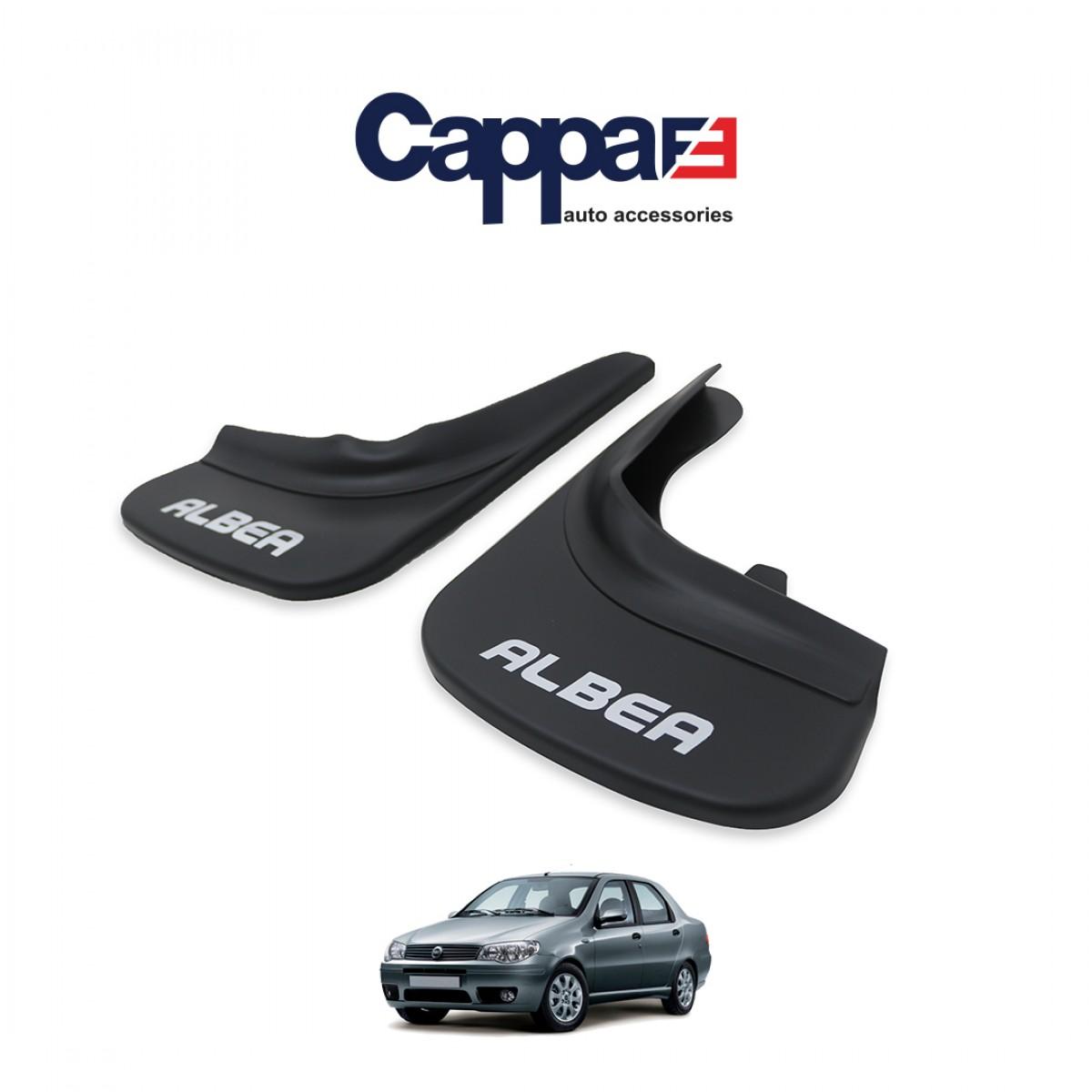 CAPPAFE Fiat Albea Paçalık Tozluk Set ABS 2 Prç Bütün Md. Uyumlu