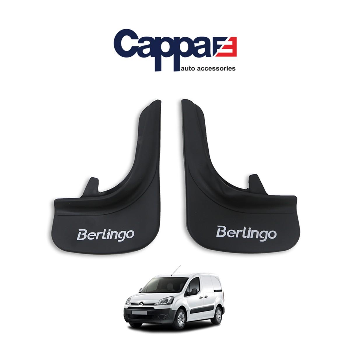 CAPPAFE Citroen Berlingo Paçalık Tozluk Set 2 Prç Bütün Md.Uyumlu