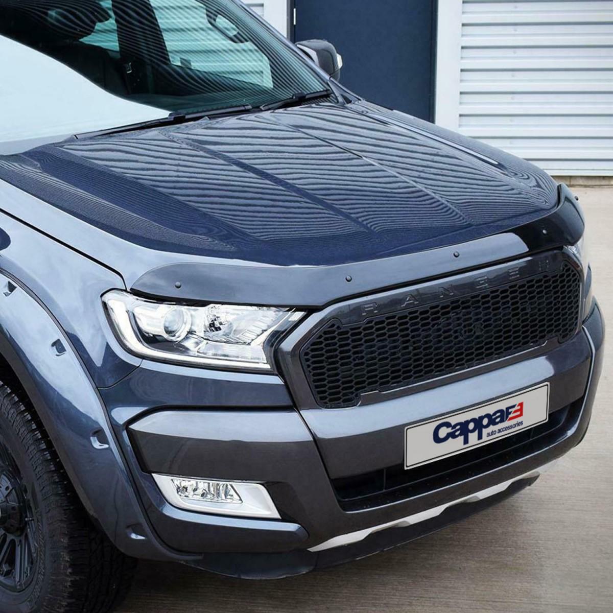 Ford Ranger Ön Kaput Koruyucu Rüzgarlığı 2016- Yılı ve Sonrası