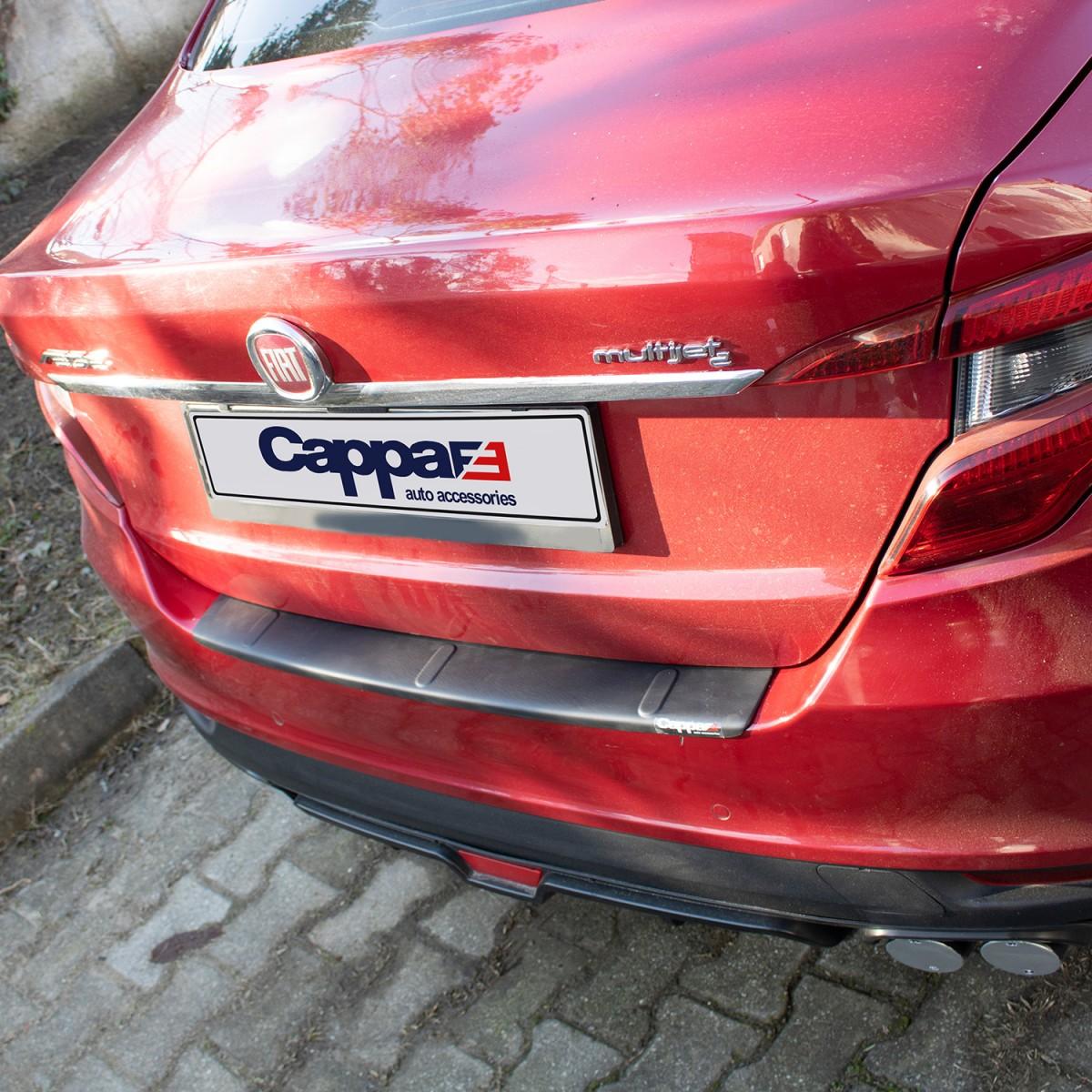 Fiat Egea Arka Tampon Eşiği Koruma 2015- Yılı ve Sonrası