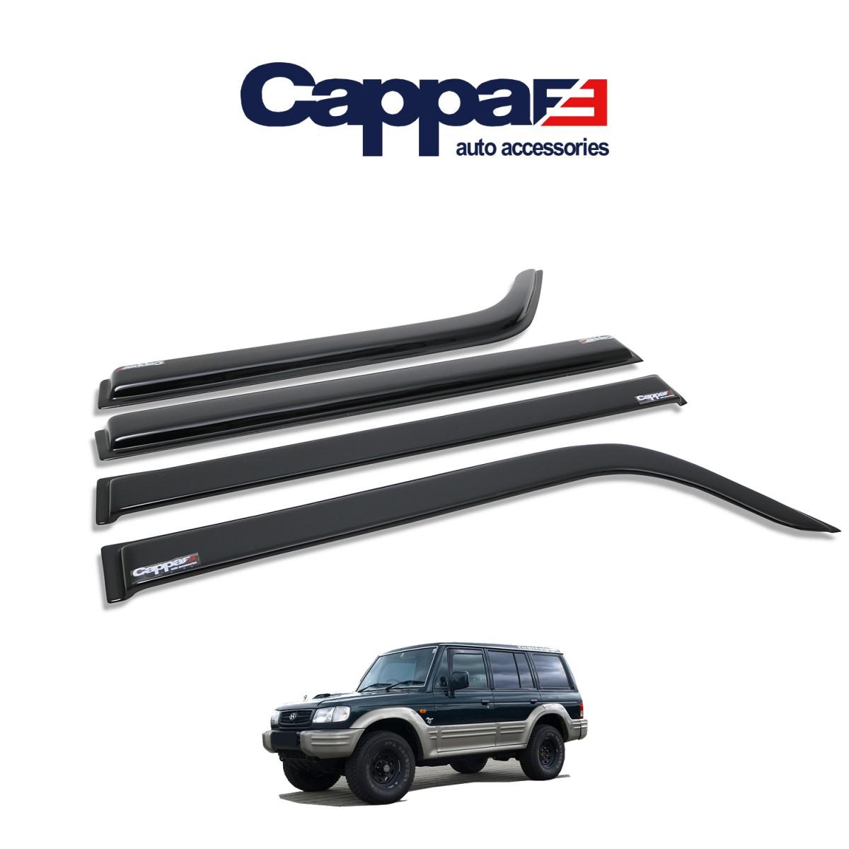 CAPPAFE Hyundai Galloper Cam Rüzgarlığı 1997-2003