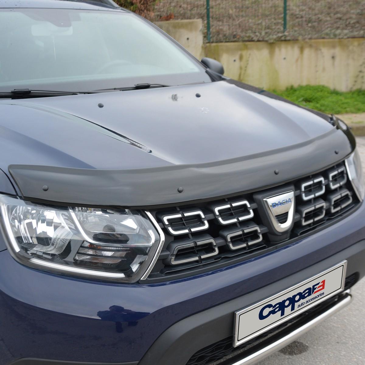 Dacia Duster Ön Kaput Koruyucu Rüzgarlığı 2018- Yılı ve Sonrası