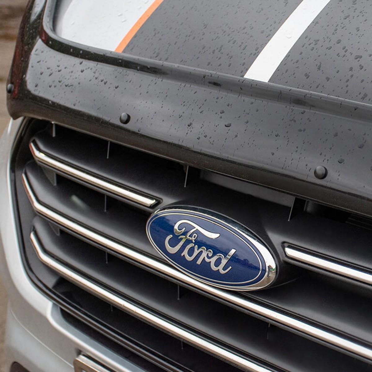 Ford Tourneo Custom Ön Kaput Koruyucu Rüzgarlığı 2018- Yılı ve Sonrası