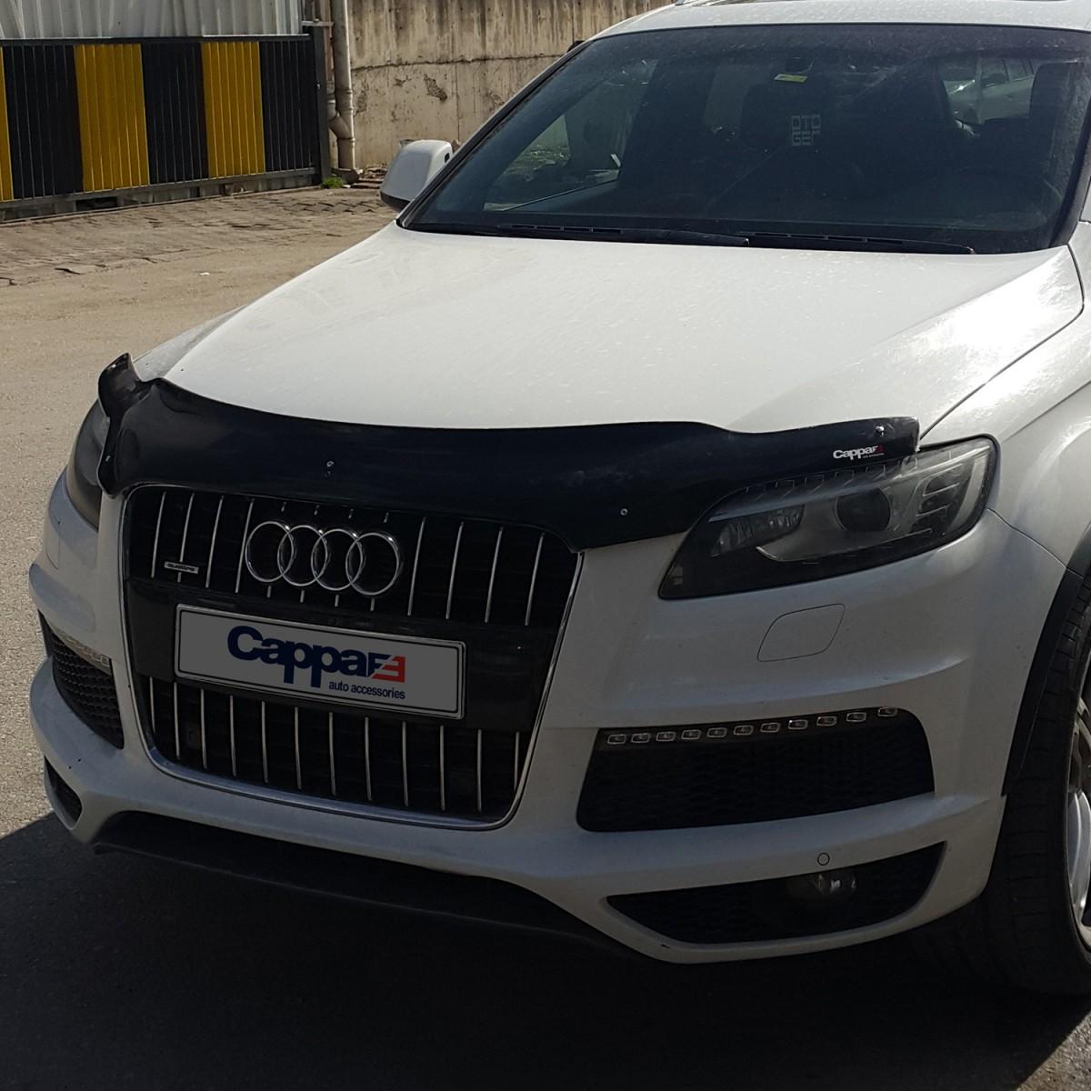 Audi Q7 Ön Kaput Koruyucu Rüzgarlığı 2005-2015 Yılı Arası