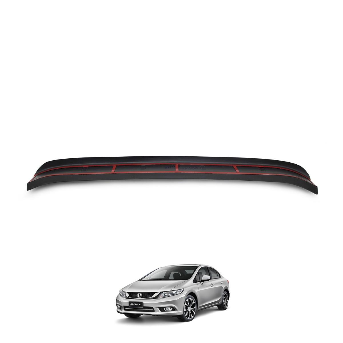 Honda Civic Arka Tampon Eşiği Koruma 2012-2016 Yılı Arası