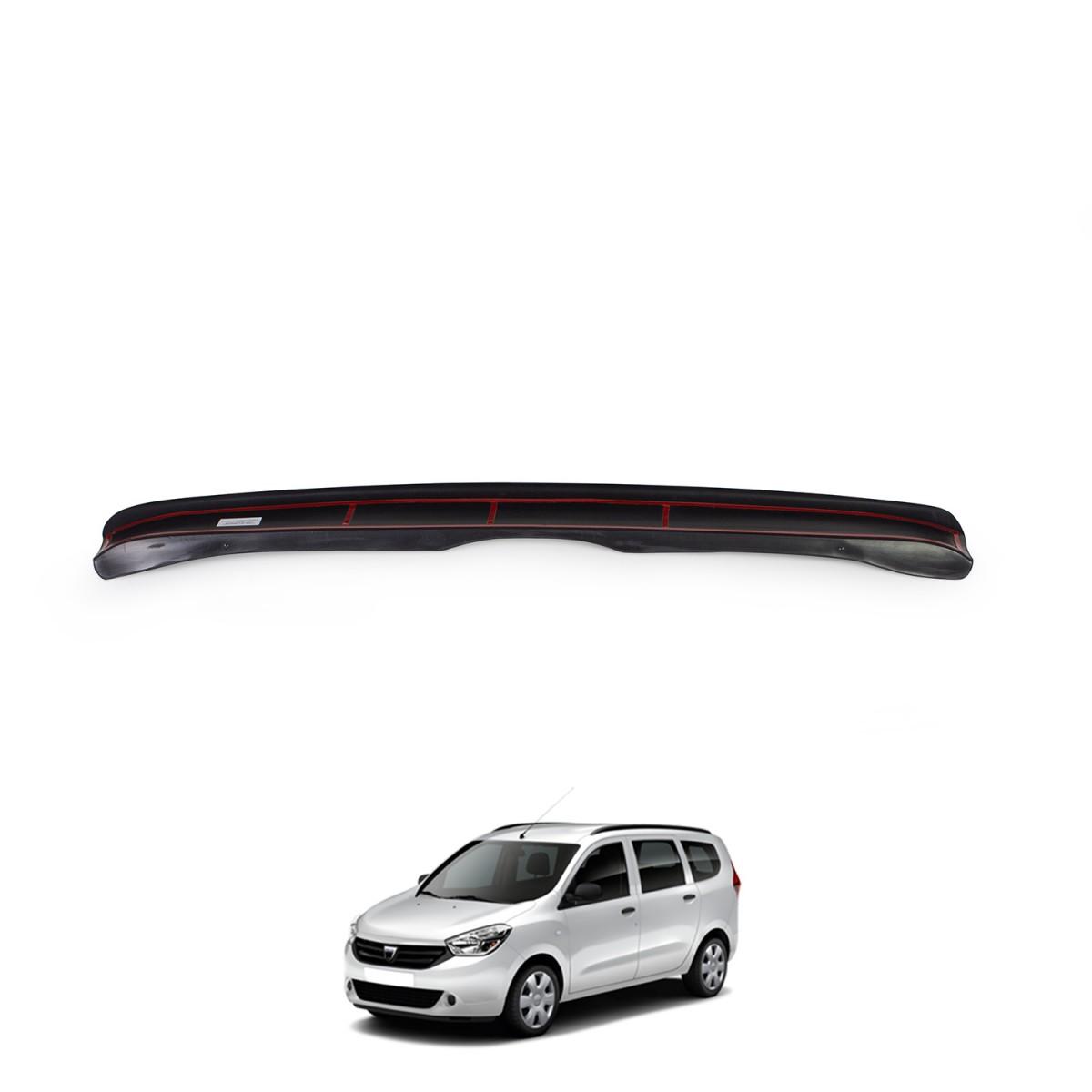 Dacia Lodgy Arka Tampon Eşiği Koruma 2013- Yılı ve Sonrası