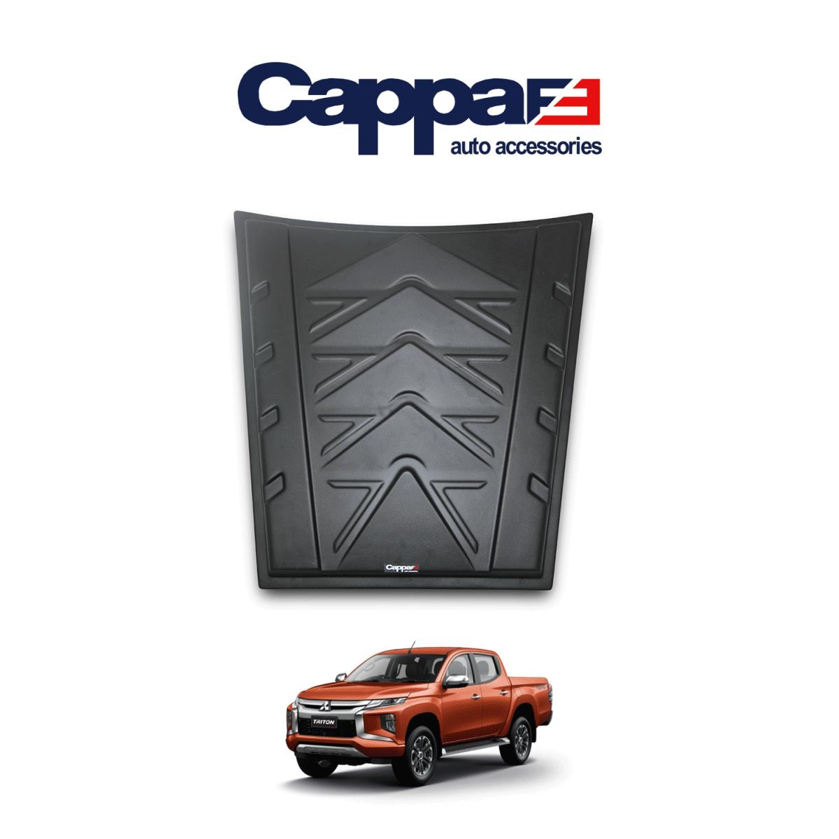 CAPPAFE Mitsubishi L200 2019- Ön Kaput Scoop