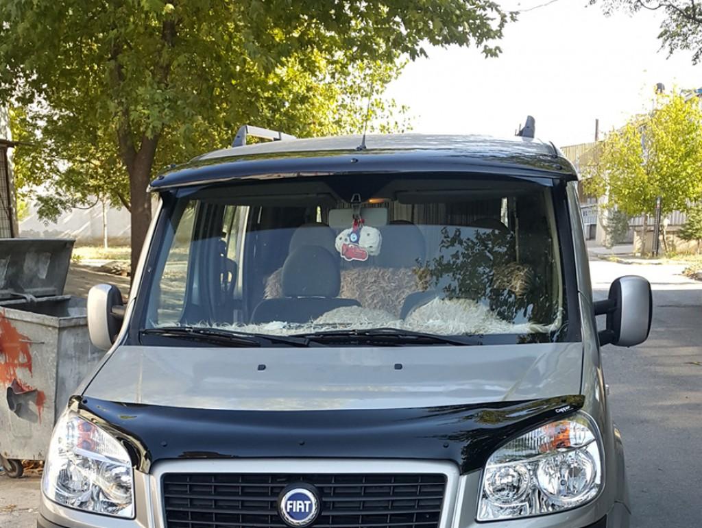 Fiat Doblo Ön Cam Güneşliği 2006-2010 Yılı Arası