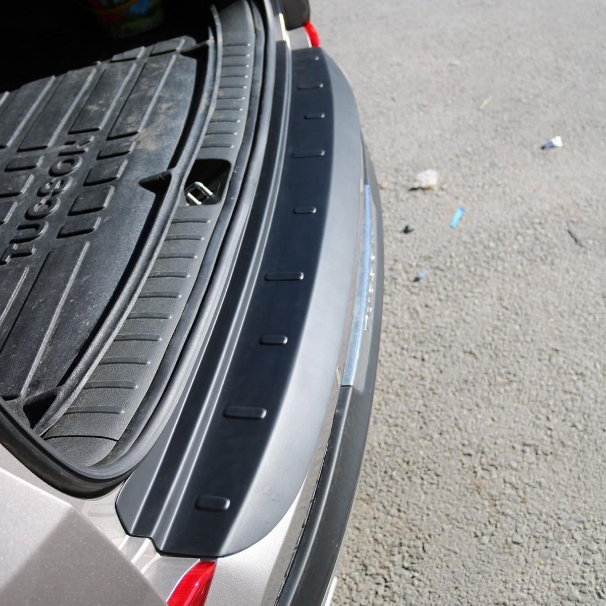 Hyundai Tucson Arka Tampon Eşiği Koruma 2016-