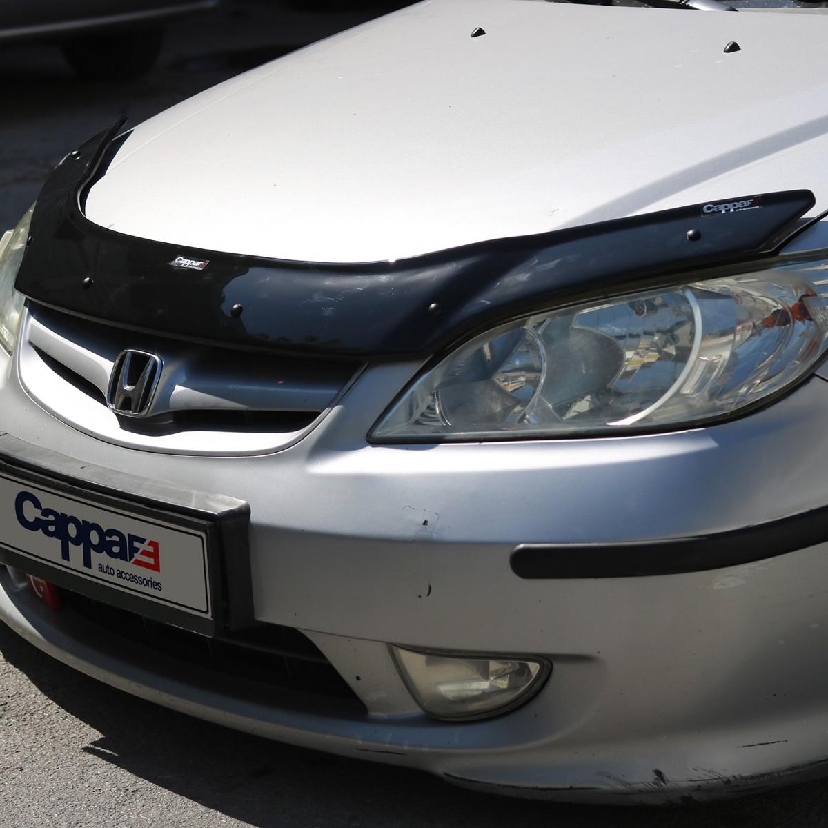 Honda Civic Ön Kaput Koruyucu Rüzgarlığı 2001-2006 Yılı Arası
