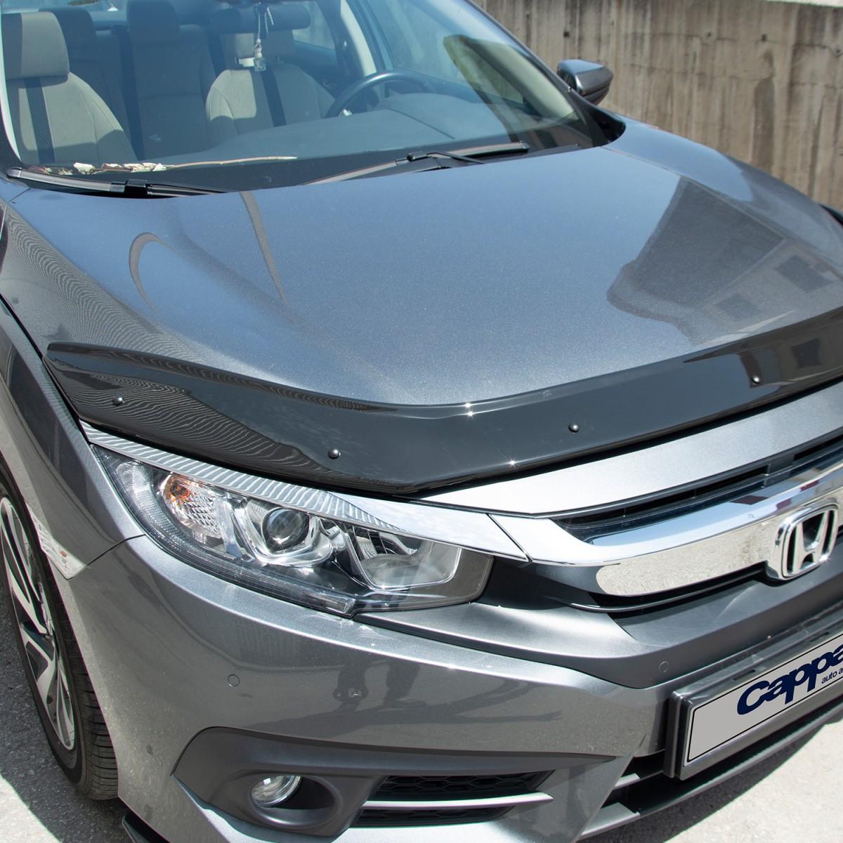 Honda Civic Ön Kaput Koruyucu Rüzgarlığı 2016- Yılı ve Sonrası