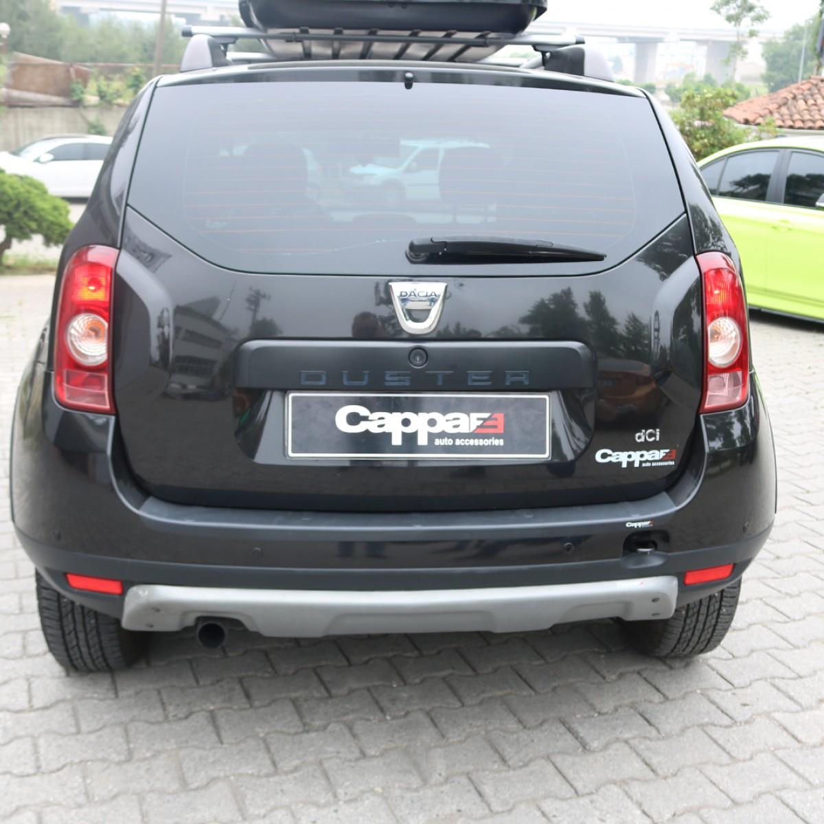 Dacia Duster Arka Tampon Eşiği Koruma 2010-2017 Yılı Arası