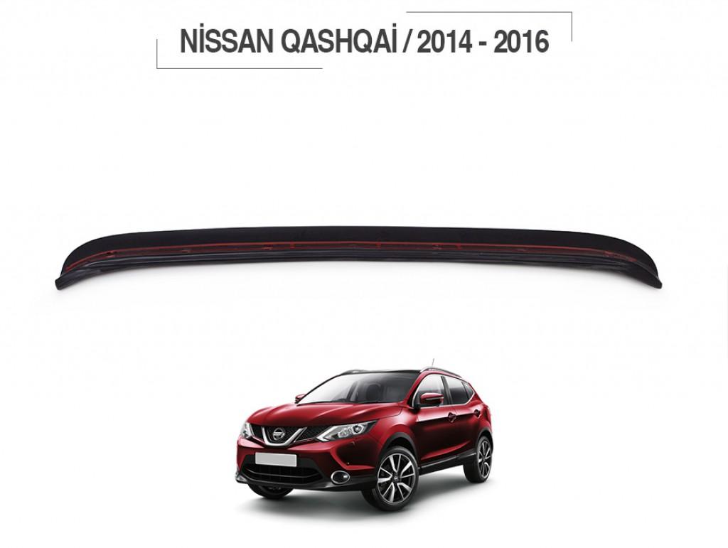 Nissan Quashqai / 2014 - 2016 / Arka Tampon Eşiği